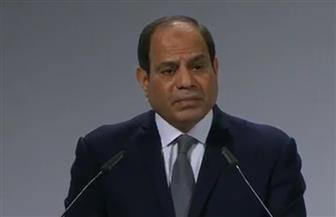 الرئيس السيسي: مصر نجحت في وقف محاولات الهجرة غير الشرعية عبر شواطئها منذ سبتمبر 2016