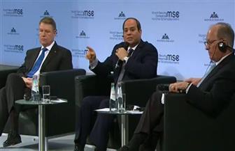 الرئيس السيسي: مصر أنشأت أكبر كنيسة بالشرق الأوسط لترسيخ قيم التسامح والعيش المشترك