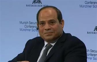 الرئيس السيسي: عدم استقرار المنطقة العربية يؤثر على أوروبا.. وتعاون الجانبين ممتد عبر التاريخ
