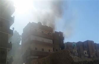 تلفيات بمدرسة في المرج بسبب انفجار أسطوانة بوتاجاز فى عقار مجاور