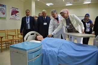 لأول مرة في مصر.. عقد مؤتمر لجودة واعتماد التعليم الفني للتمريض بالدقهلية