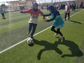 استاد طور سيناء يستضيف مهرجان متحدي الإرادة | صور