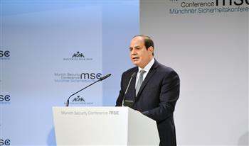 الرئيس السيسي: سقوط بعض الدول في محيطنا أضاف عبئا كبيرا على مصر لتأمين حدودها