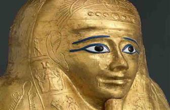 استعادة التابوت المذهب لنجم عنخ من أمريكا بعد خروجه من مصر بطريقة غير شرعية