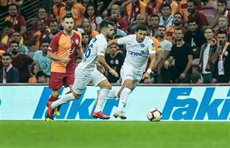 تريزيجيه يسجل هدفا.. وقاسم باشا يتعرض لخسارة ثقيلة أمام جالاتا سراي بالدوري التركي
