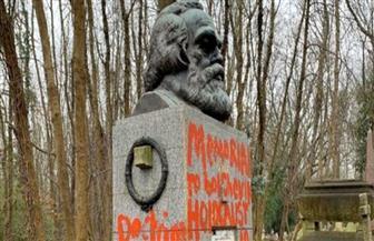 مقبرة كارل ماركس تتعرض للتخريب للمرة الثانية خلال شهر