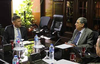 مصر تستكمل إجراءات  مشروع الربط الكهربائي مع أوروبا عبر قبرص | صور