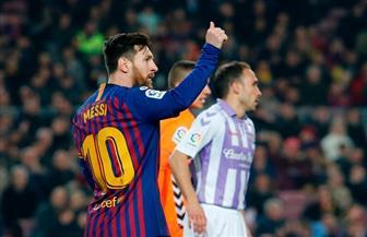 برشلونة يقتنص ثلاث نقاط صعبة من بلد الوليد بالدوري الإسباني