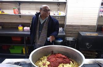 ضبط طن لحوم ودواجن فاسدة في أحد المطاعم الشهيرة شرق الإسكندرية صور