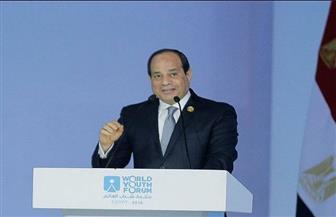 الرئيس الإنسان.. السيسي مساندا لضحايا الإرهاب في العالم|فيديو