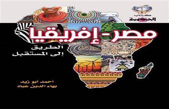 """""""مصر إفريقيا.. الطريق إلى المستقبل"""".. كتاب يتناول قيادة الرئيس السيسي لـ""""قارة الفرص"""""""