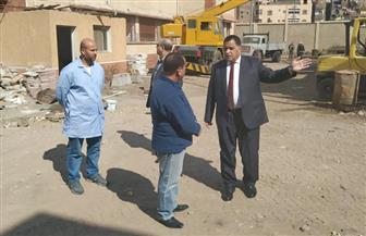 رئيس السكة الحديد يفاجئ ورش الإشارات بفرز القاهرة.. ويحيل بعض المسئولين للتحقيق | صور