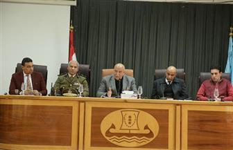 استمرار حملات إزالة التعديات على الأراضي الزراعية وأملاك الدولة بكفر الشيخ | صور