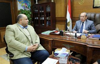 """محافظ كفر الشيخ لـ""""بوابة الأهرام"""": إزالة التعديات على المزارع السمكية بـ4 مراكز"""