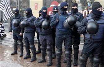 انفجار يستهدف مقرا لبعثة منظمة الأمن والتعاون في أوروبا بمدينة دونيتسك الأوكرانية