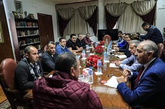 مجلس إدارة الأهلي يعقد اجتماعا طارئا