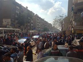 تشيع جنازة الشهيد محمود أبو اليزيد بحضور قيادات أمنية | صور