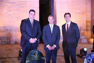 وزير الاتصالات يشهد توقيع اتفاقيتي تعاون بين المصرية للاتصالات وفودافون مصر | صور