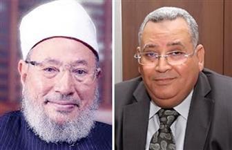 """عبدالله النجار ليوسف القرضاوي: """"الشيطان يستحي أن ينطق كلامك"""""""