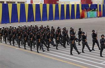 الداخلية تحتفل بانتهاء فترة التدريب الأساسي لطلبة الدفعة الثالثة بمعاهد معاوني الأمن