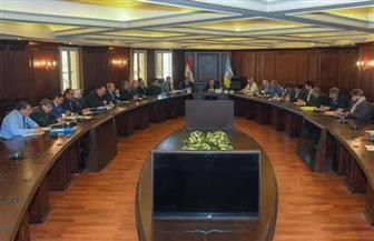 """أمين """"المصريين الأحرار"""" بالإسكندرية يستعرض حلول المشكلات مع المحافظ"""