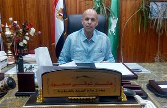 وكيل وزارة الصحة بالشرقية يزور ممرضا تم الاعتداء عليه من الأهالي