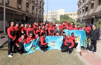 جامعة طنطا تحصد المركز الأول في مجالين بملتقى الطلاب الوافدين |صور