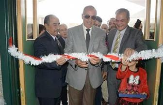 محافظ البحر الأحمر يفتتح قسم علاج الحروق ووحدة علاج كيماوي بمستشفى الغردقة |صور