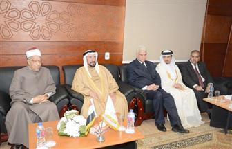 رئيس جامعة الأزهر: حريصون على تعزيز التعاون بين الأزهر والمؤسسات التعليمية بالإمارات