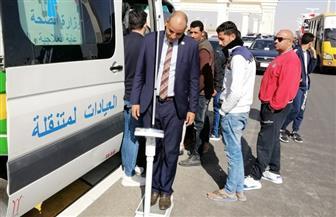 """""""حب الوطن"""" ينظم قوافل طبية مجانية متكاملة في العياط اليوم"""