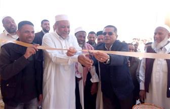 رئيس مدينة سيوة يفتتح منفذا تموينيا يقدم تخفيضا 30% للسلع الرئيسية| صور