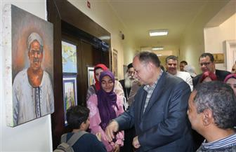"""""""طاقة شمسية للجميع"""" مبادرة محافظة الفيوم لتوفير الطاقة الكهربائية  صور"""