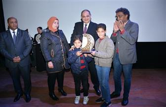 محافظ الغربية يكرم أسر الشهداء فى احتفالية مديرية الثقافة بعيد الشرطة | صور