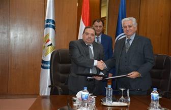 توقيع بروتوكول تعاون بين منار مصر للبترول والأكاديمية العربية للعلوم