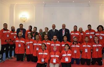إنهاء استعدادات استقبال بطولة مصر الدولية السادسة للتايكوندو بالغردقة   صور