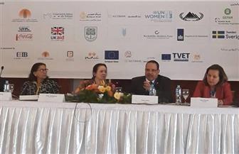 """جهاز تنمية المشروعات يشارك في مؤتمر """"التكتلات والتنمية الاقتصادية في صعيد مصر"""""""
