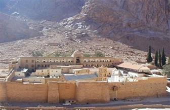 """اللجنة العليا للتراث العالمي ترصد خطوات إنقاذ دير """"أبو مينا"""""""