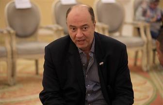 عمرو سليم يهنئ مؤمن عباس لحصده برونزية أوروبا للبارا تايكوندو