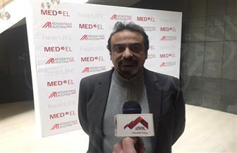 حسام عبد الغفار: المستشفيات الجامعية والجامعات تتكفل بكافة مصاريف علاج الطلبة ضعاف السمع