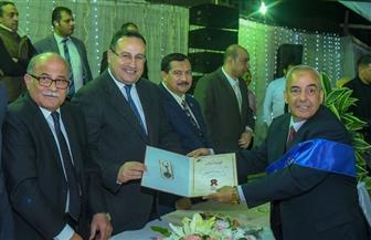 في احتفالية تكريم المهندسين.. قنصوة يدعو المكرمين للتعاون مع المحافظة لتطوير الإسكندرية