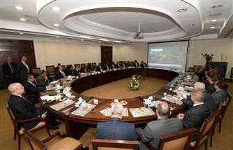 """الجزار يعقد اجتماعا لمتابعة الموقف التنفيذي لسد """"نهر روفيجي"""" الذى ينفذه التحالف المصري بتنزانيا"""