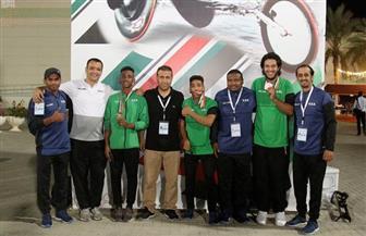 منتخب ألعاب القوى السعودي لذوي القدرات الخاصة يواصل حصد الميداليات في ملتقى الشارقة الدولي