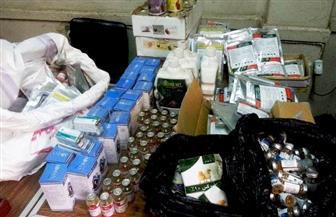 ضبط 445 عبوة دواء بيطري مخالف في فاقوس بالشرقية | صور