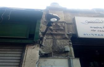 إعادة إنارة حارة الدرديرى بالدرب الأحمر بعد الحادث الإرهابي| صور