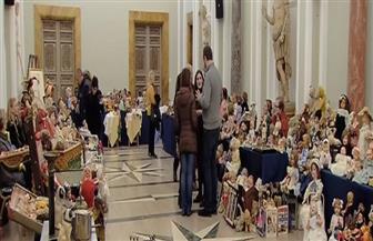 معرض للدمي القديمة والتاريخية في روما| فيديو
