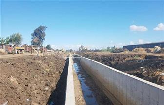 وفد من البنك الدولي يتفقد عددا من مشروعات الري في كفر الشيخ