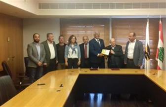 توقيع اتفاقية بين نقابة الزراعيين والمهندسين اللبنانيين