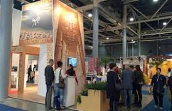 وزيرة التنمية الإقليمية والسياحة التشيكية تفتتح جناح مصر بمعرض براج الدولي