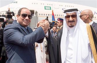 الملك سلمان: زيارتي الحالية لمصر تأتي استمرارا لمسيرة العلاقات المتميزة بين البلدين
