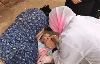 انطلاق الحملة القومية للتطعيم ضد مرض شلل الأطفال بكفرالشيخ | صور